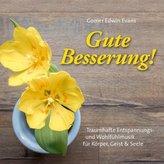 Gute Besserung!, 1 Audio-CD