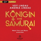 Königin und Samurai, 1 MP3-CD