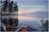 Naturlandschaften Europas 2019