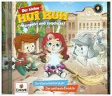 Der kleine Hui Buh. Tl.9, 1 Audio-CD