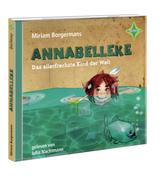 Annabelleke - Das allerfrechste Kind der Welt, 1 Audio-CD