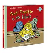 Minzi Monster in der Schule, 1 Audio-CD