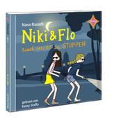 Niki & Flo sind nicht zu stoppen, 2 Audio-CDs