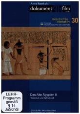 Das Alte Ägypten II - Götterwelt und Pyramiden, 1 DVD
