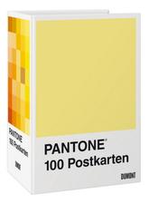 Pantone 100 Postkarten