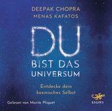 Du bist das Universum, 1 MP3-CD