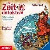Die Zeitdetektive - Kolumbus und die Meuterer, 1 Audio-CD