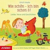 Wie schön - ich bin schon 3!, 1 Audio-CD