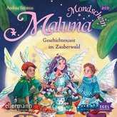 Maluna Mondschein - Geschichtenzeit im Zauberwald, 2 Audio-CDs