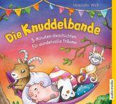 Die Knuddelbande, 1 Audio-CD