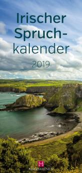 Irischer Spruchkalender 2019