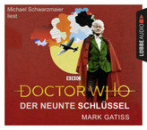 Doctor Who - Der neunte Schlüssel, 4 Audio-CDs