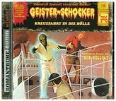 Geister-Schocker - Kreuzfahrt in die Hölle, 1 Audio-CD