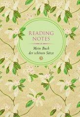 Reading Notes: Blüten