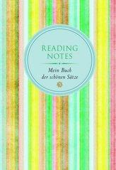 Reading Notes: Streifen