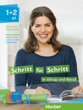 Medienpaket zum Kurs- und Arbeitsbuch, DVD + Audio-CDs