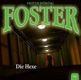 Foster - Die Hexe, 1 Audio-CD