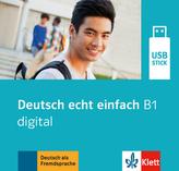 B1 - digital (Ganz- und Teilbände), USB-Stick