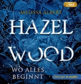 Hazel Wood, 2 Audio-CDs