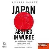 Japan - Abstieg in Würde: Wie ein alterndes Land um seine Zukunft ringt - Ein SPIEGEL-Hörbuch, 1 Audio-CD, MP3 Format