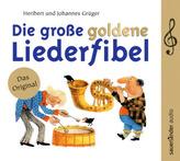 Die große goldene Liederfibel, 2 Audio-CDs