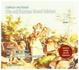 Die schönsten Geschichten. Tl.3, 1 MP3-CD