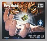 Perry Rhodan Silber Edition - Der Psi-Schlag, 1 MP3-CD