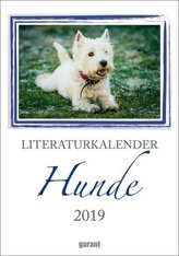 Literaturkalender Hunde 2019