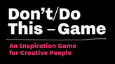 Don't/Do This - Game (Spiel)
