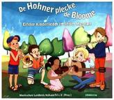 De Hohner plecke de Bloome, 1 Audio-CD