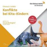 Konflikte bei Kita-Kindern, 1 Audio-CD