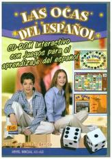 Las ocas del español, 1 CD-ROM