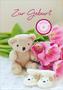 Glück- & Segenswünsche zur Geburt