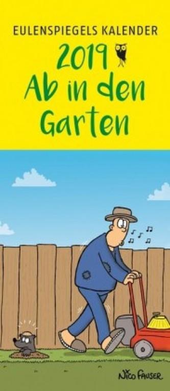 Ab in den Garten 2019