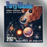 Perry Rhodan Silber Edition - Menschheit am Abgrund