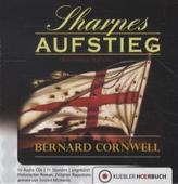 Sharpes Aufstieg, 10 Audio-CDs
