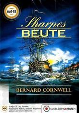 Sharpes Beute, 1 MP3-CD