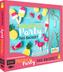 Tropical Party - das Backset mit Rezepten und Ananas- und Flamingo-Ausstecher aus Edelstahl