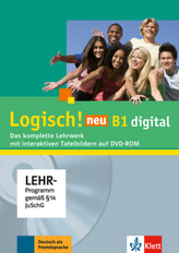 Lehrwerk digital mit interaktiven Tafelbildern, 1 DVD-ROM