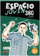 Espacio Joven 360grados A1. Libro del alumno