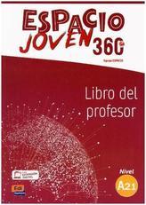 Espacio Joven 360grados A2.1. Libro del profesor