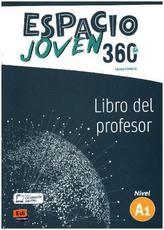Espacio Joven 360grados A1. Libro del profesor