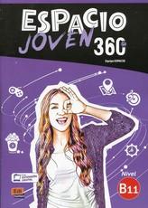 Espacio Joven 360grados B1.1. Libro de alumno