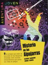 Misterio en las Alpujarras, m. Audio-CD