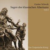 Sagen des klassischen Altertums. Tl.2, 1 MP3-CD