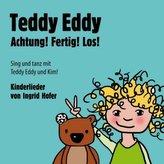 Teddy Eddy - Achtung! Fertig! Los!, 1 Audio-CD