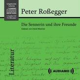 Die Sennerin und Ihre Freunde, 1 Audio-CD