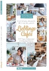 Burda Genuss Edition Guide Lieblings-Cafés