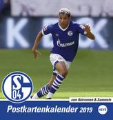 Schalke 04 Sammelkartenkalender 2019