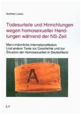Todesurteile und Hinrichtungen wegen homosexueller Handlungen während der NS-Zeit